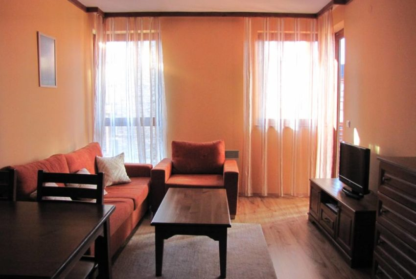 PBA1113 1 bed apartment for sale in St Ivan Ski & Spa Bansko