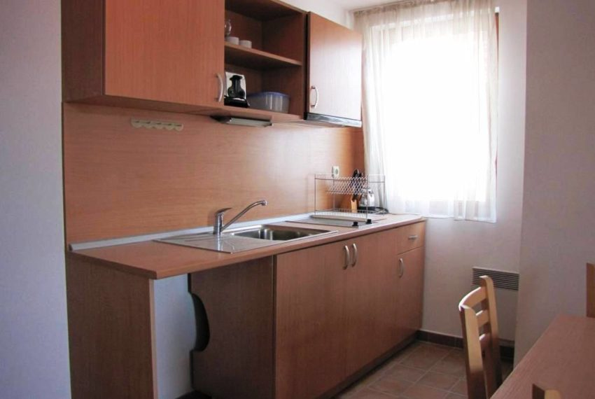 PBA1117 Studio apartment for sale in Four Leaf Clover Bansko