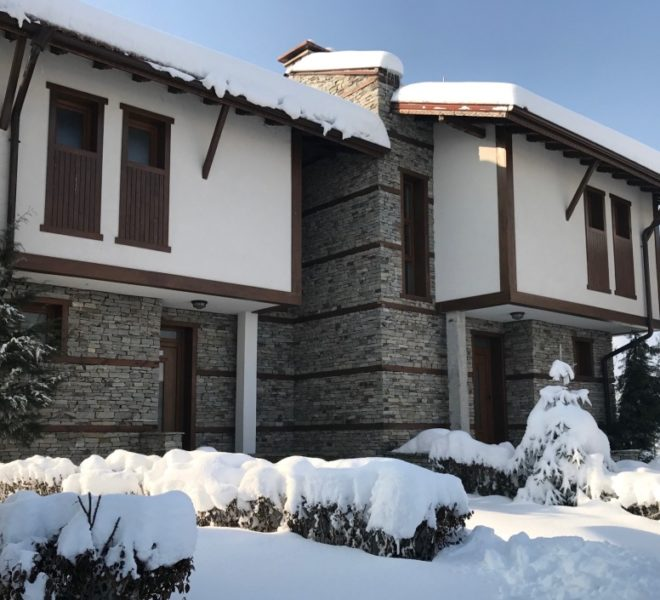 PBH1118 2 bedroom semi-detached house for sale in Dobrinishte near Bansko