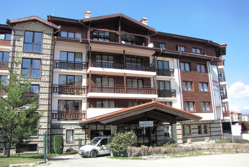 Quality 2 bed apartment for sale in Bansko