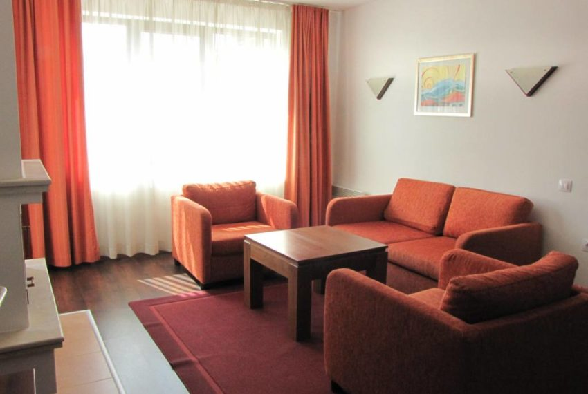 PBA1121 Quality 2 bed apartment for sale in Bansko