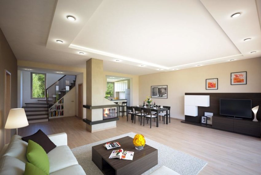 PBH1122 New Build Houses for Sale in Bansko