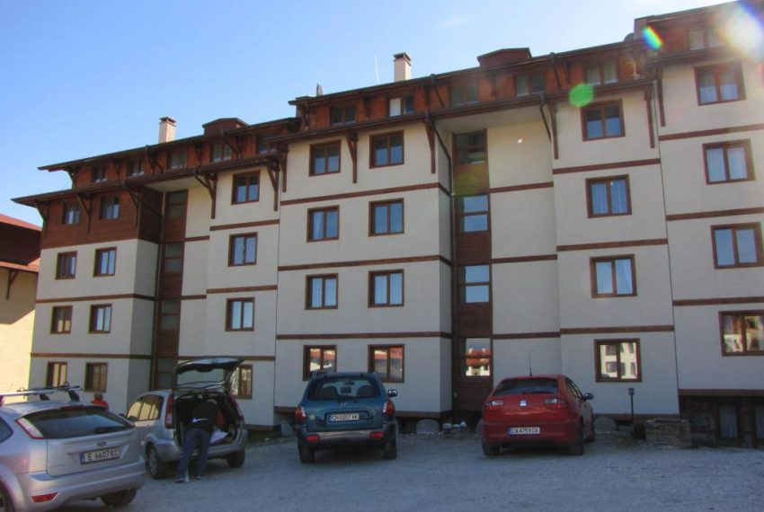 Studio apartment for sale in New Inn, Bansko
