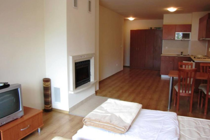 PBA1127 Studio apartment for sale in New Inn, Bansko