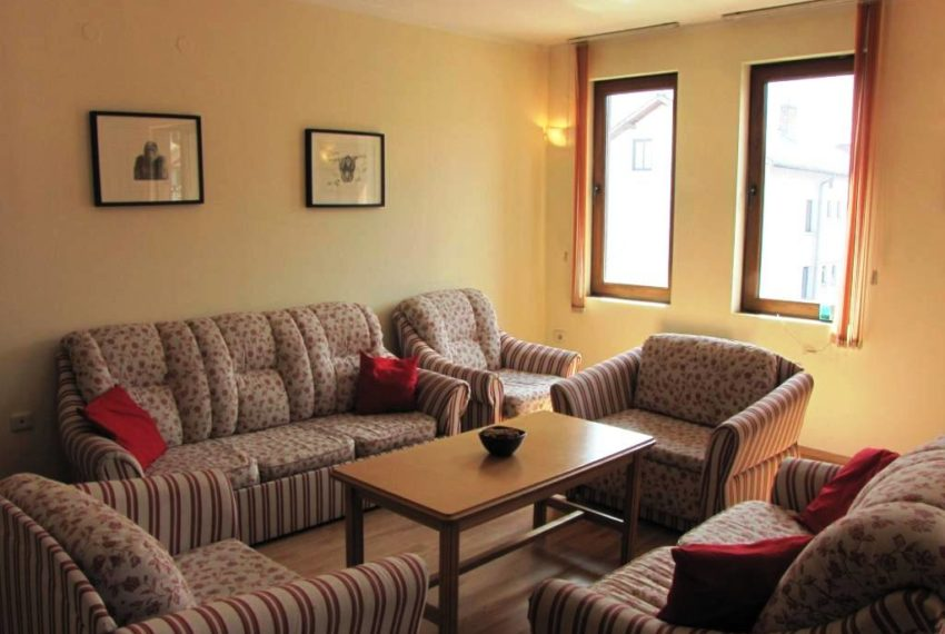 3 bed 3 bath duplex for sale in Snow House, Bansko