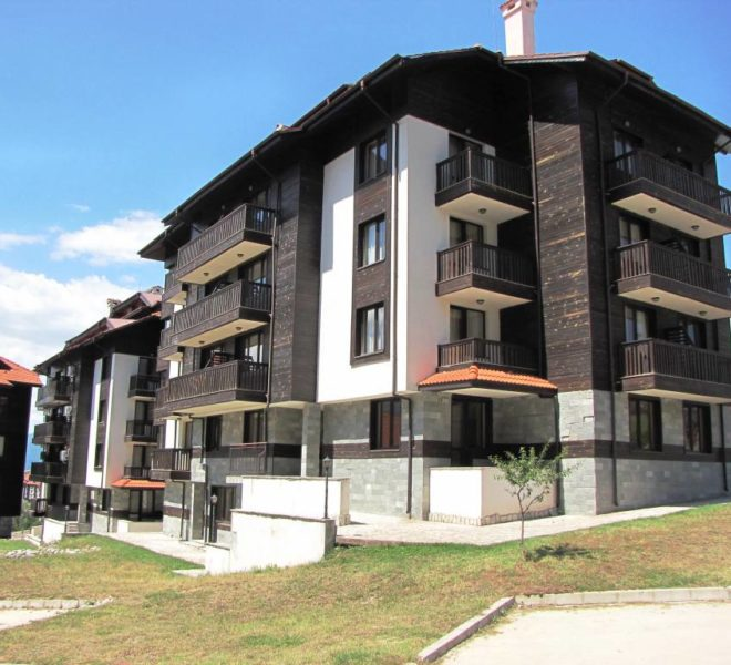Studio for sale in Royal Park Complex Bansko