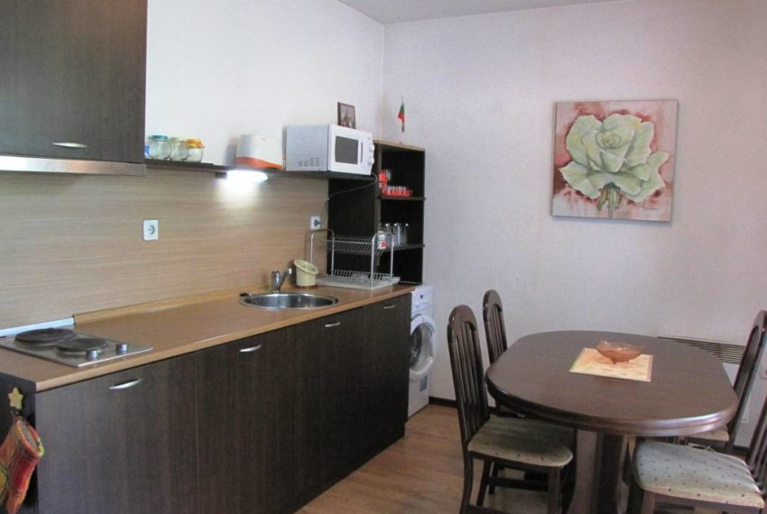 PBA1139 1 bedroom apartment for sale in Knights Lodge Bansko
