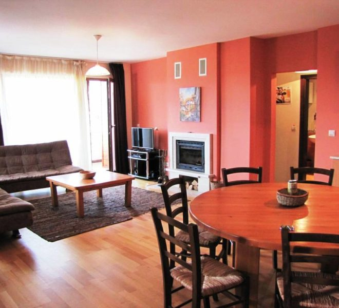 2 bed 2 bath apartment for sale in Pirin Lodge Bansko