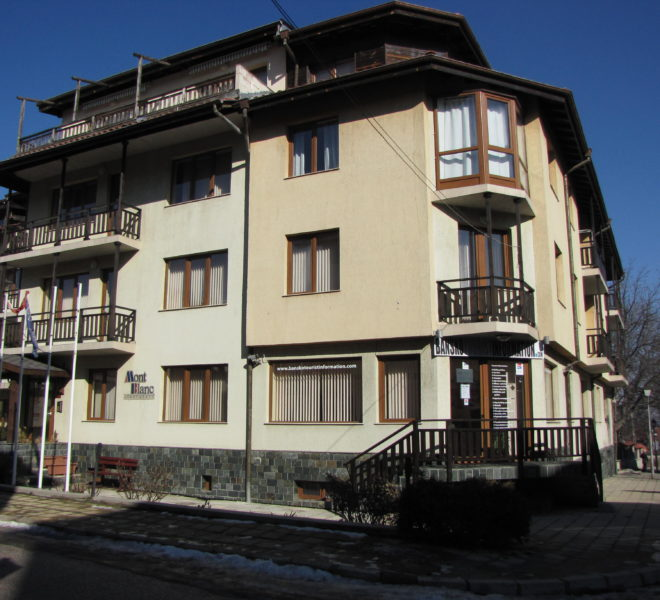 2 bedroom apartment for sale in Mont Blanc Bansko