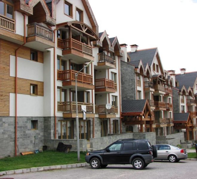 1 bedroom apartment for sale in St John Park Bansko