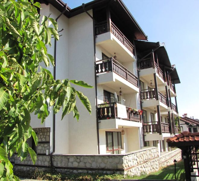 1 bedroom apartment for sale in Winslow Elegance Bansko