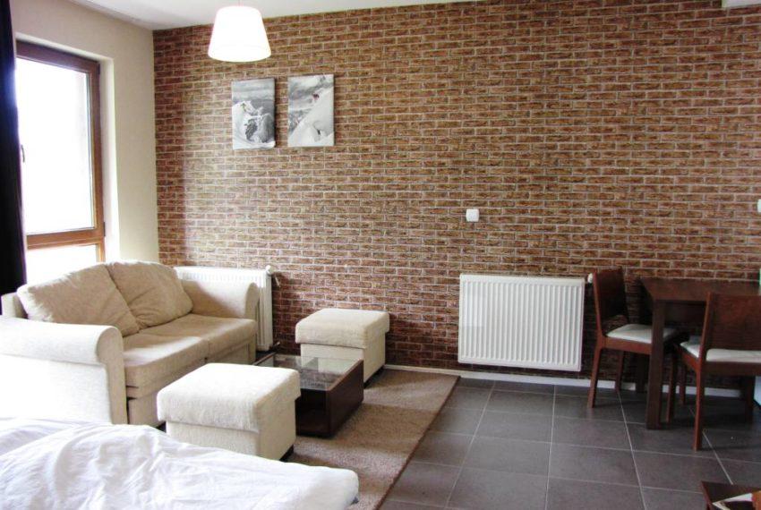 Studio apartment for sale in Green Life, Bansko