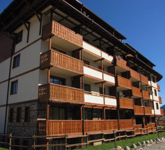 Large 1 bedroom apartment in New Inn Bansko