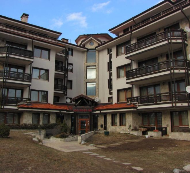1 bedroom apartment for sale in Edelweiss Inn, Bansko