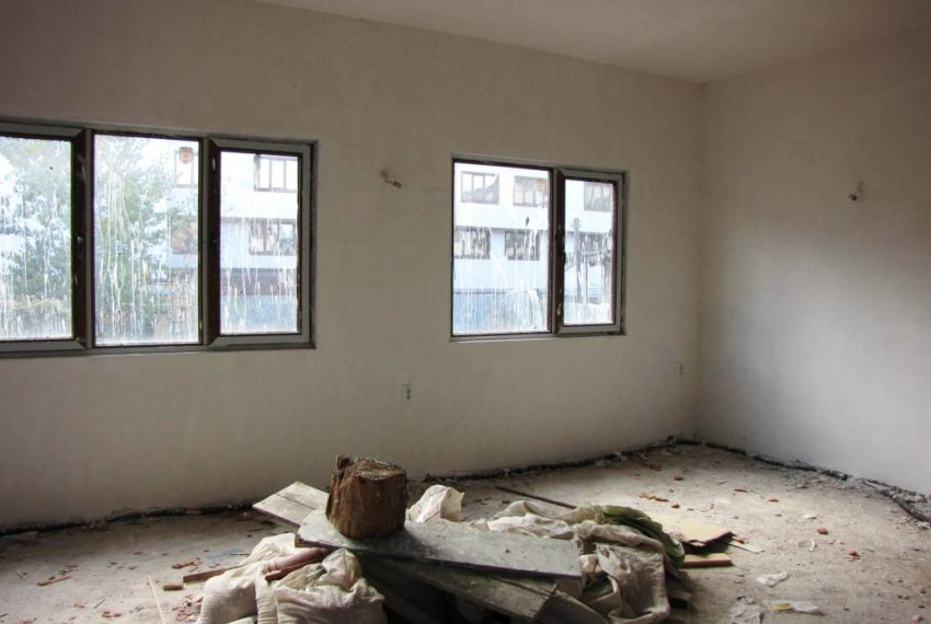 PBH1159 Unfinished chalet for sale in Bansko