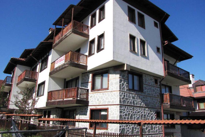 PBA1152 Studio for sale in Glazne Holiday Apartments Bansko