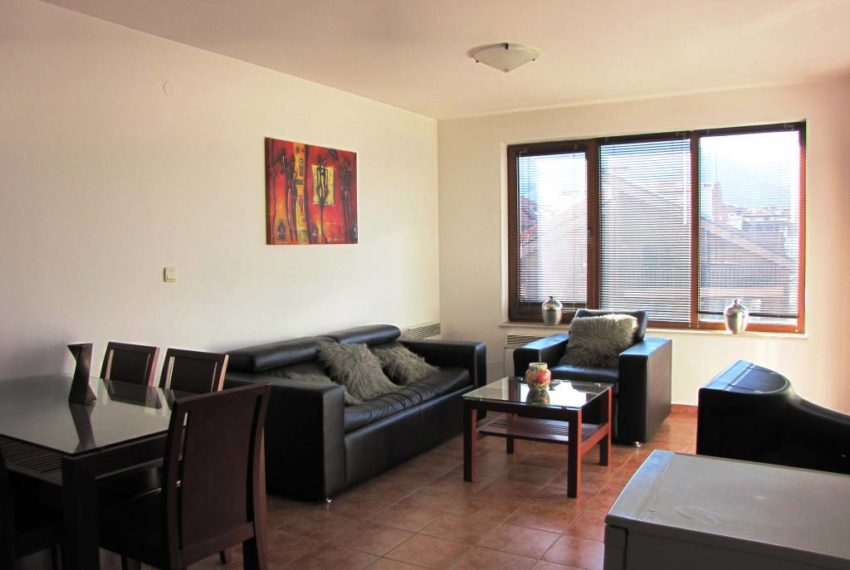 PBA1155 2 bedroom 2 bathroom apartment for sale in Prespa Bansko