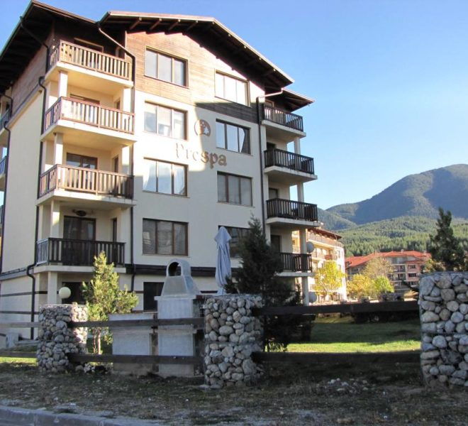 2 bedroom 2 bathroom apartment for sale in Prespa Bansko