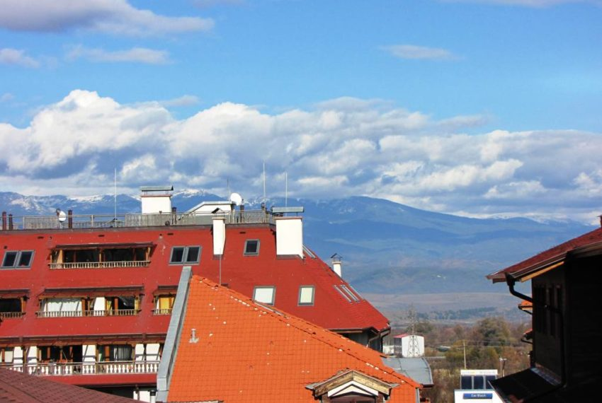 PBA1153 Luxury 1 bedroom apartment for sale in Lucky Bansko 5* Aparthotel