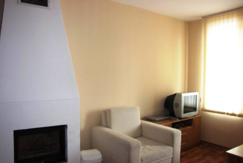 PBA1160 2 bedroom apartment for sale in Mountain Dream Complex, Bansko