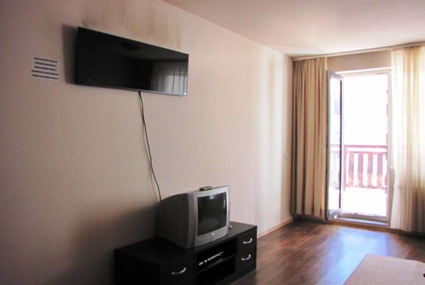 PBA1161 1 bedroom apartment for sale in Bansko Royal Towers