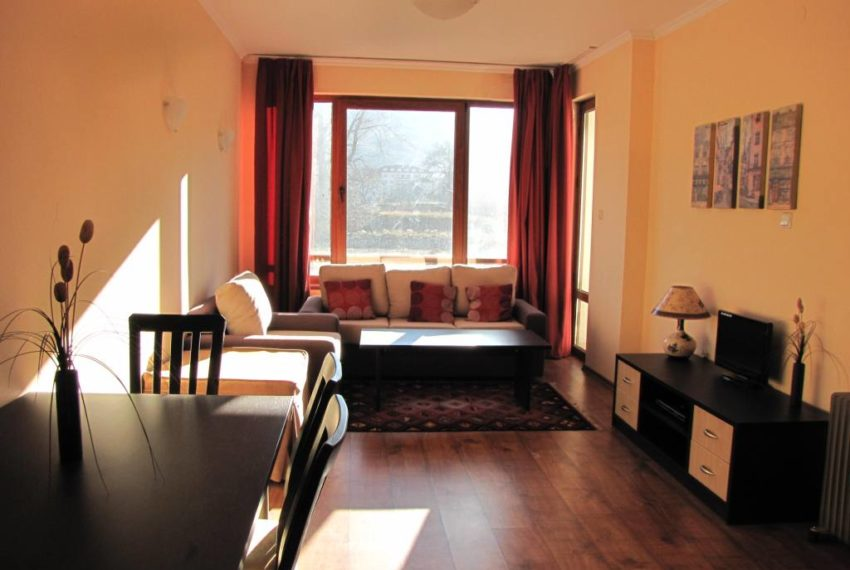 PBA1162 1 bedroom apartment for sale in Sapphire Bansko