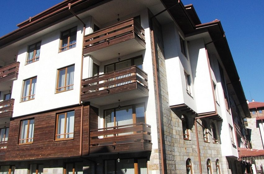 1 bed apartment for sale in Cedar Lodge Bansko
