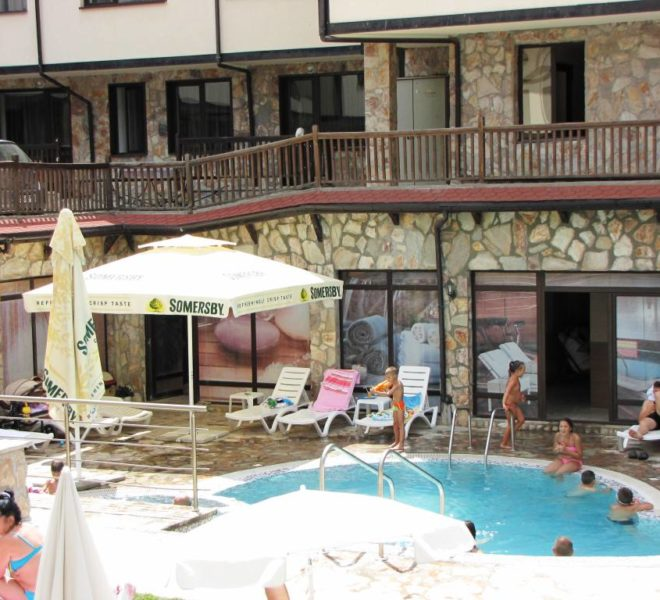 Studio for sale in Maria Antoaneta Residence Bansko