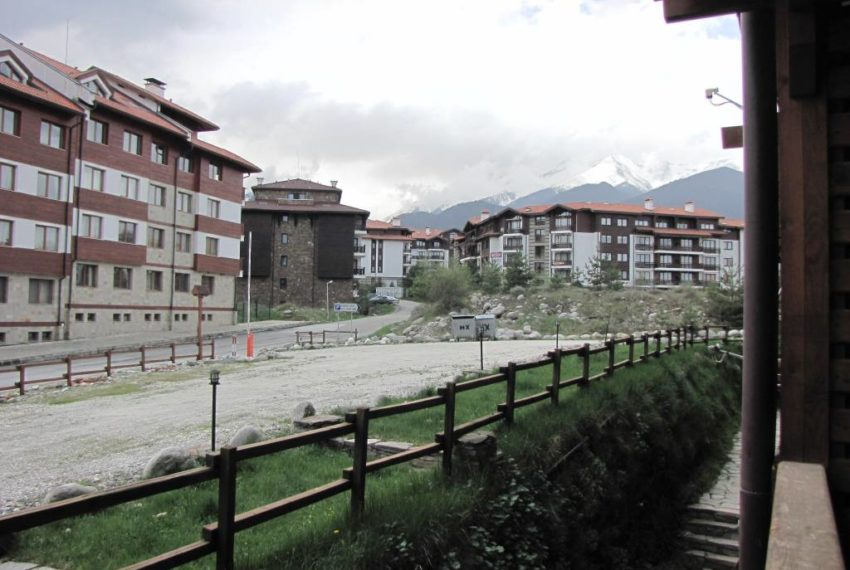 PBA1176 studio for sale in New Inn, Bansko