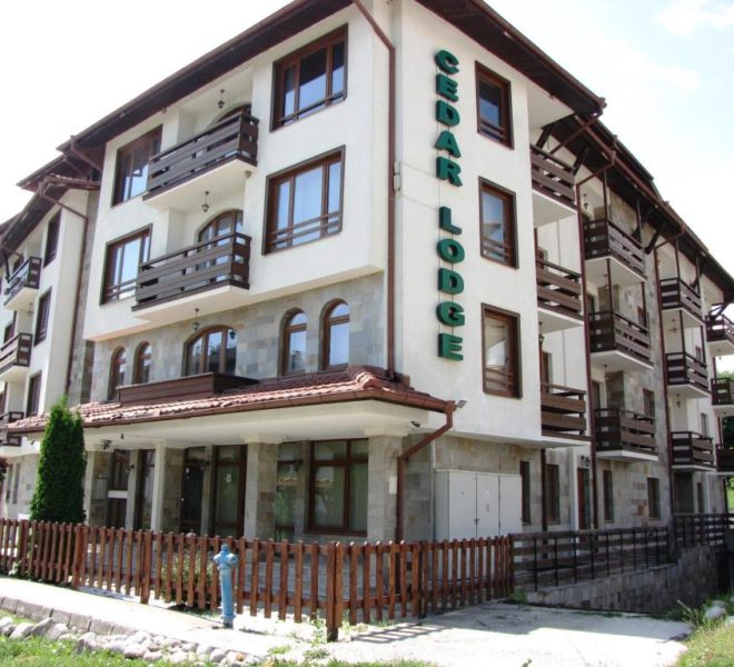 1 bed apartment for sale in Cedar Lodge 1, Bansko