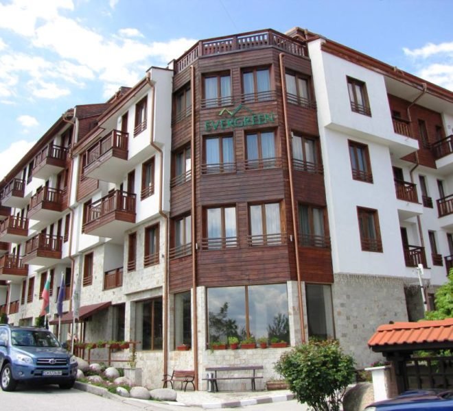 PBA1180 1 bed apartment for sale in Evergreen Aparthotel, Bansko