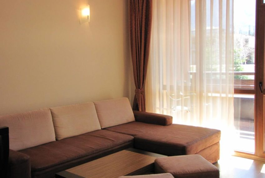 PBA1182 1 bedroom apartment for sale in Greenwood Ski & Spa, near Bansko