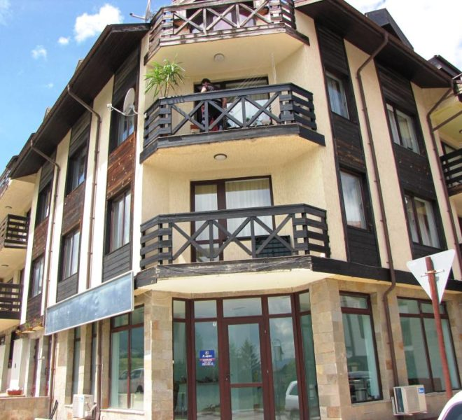 PBA1186 Studio for sale in Northern Star, Bansko