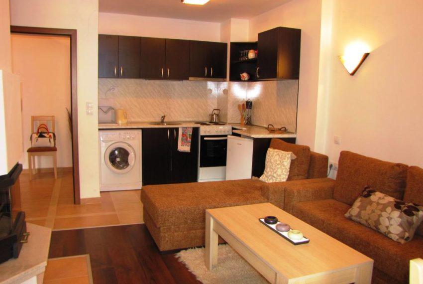 PBA1184 2 bed apartment for sale in Winslow Infinity, Bansko