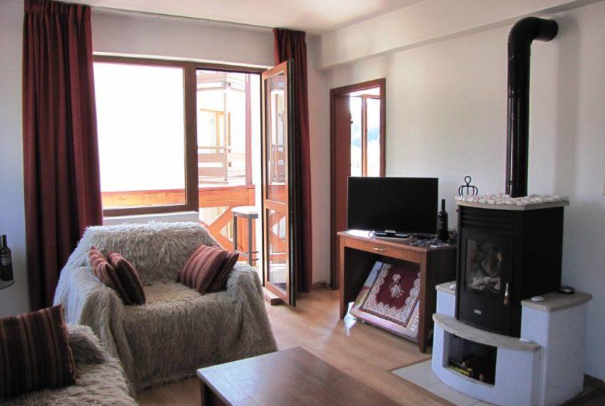 PBA1189 1 bedroom apartment for sale in White Peak Lodge, Bansko