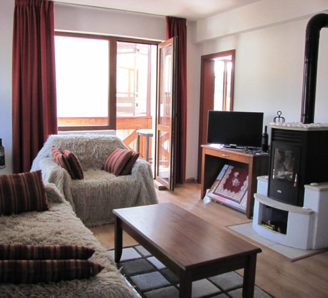 1 bedroom apartment for sale in White Peak Lodge, Bansko