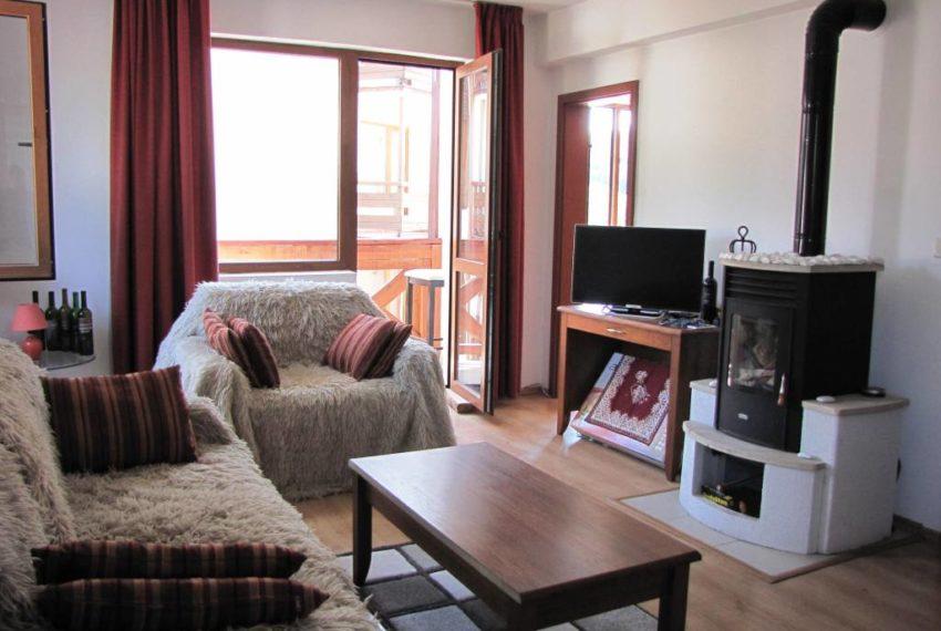 1 bedroom apartment for sale in White Peak Lodge, Bansko
