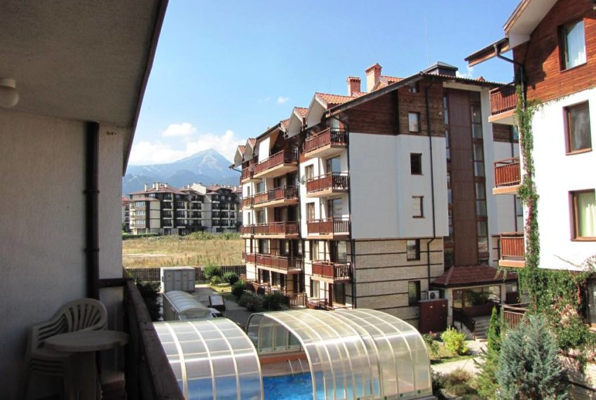 Studio for sale in Four Leaf Clover, Bansko