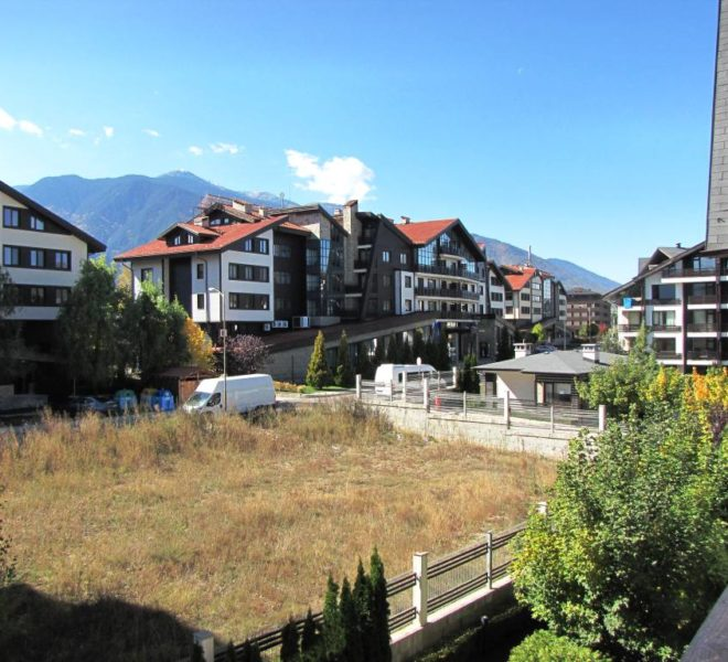 Studio for sale in Aspen Suites, Bansko