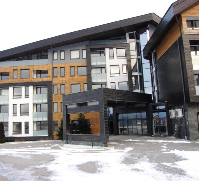 PBA1197 Studio for sale in Aspen Heights near Bansko