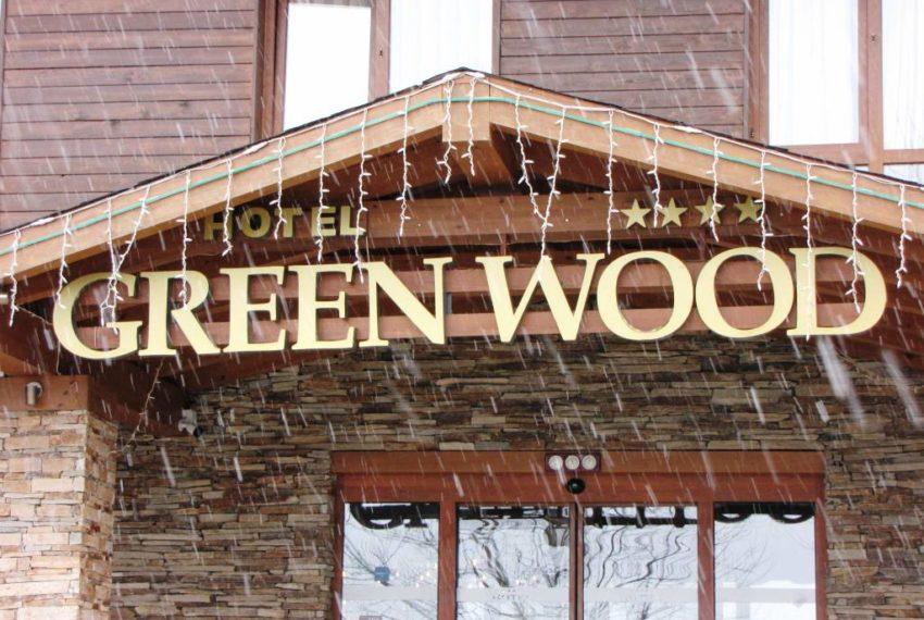 PBA1200 1 bedroom apartment for sale in Greenwood Ski & Spa near Bansko