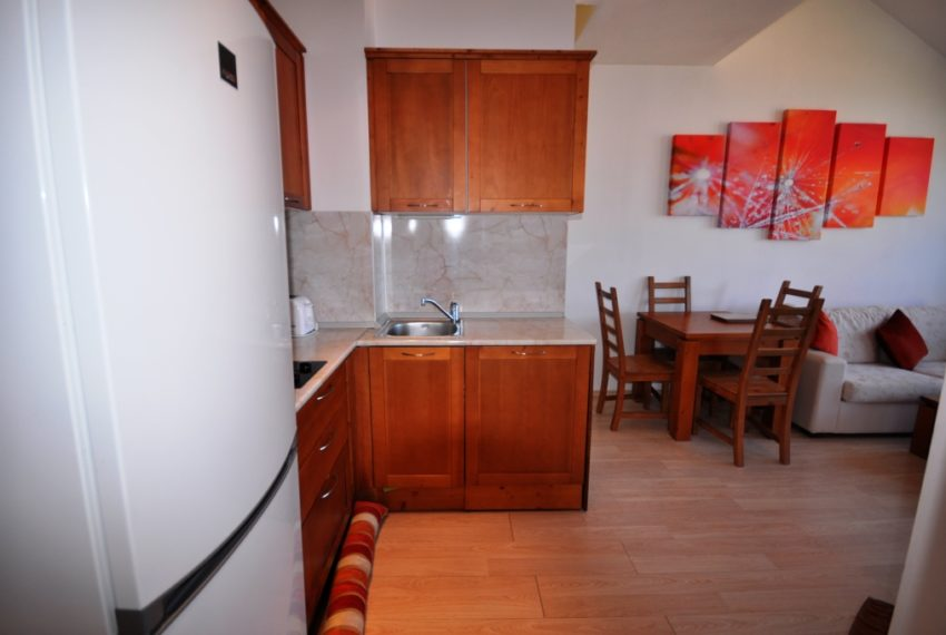 PBA1206 2 bed duplex for sale in St John Park Bansko