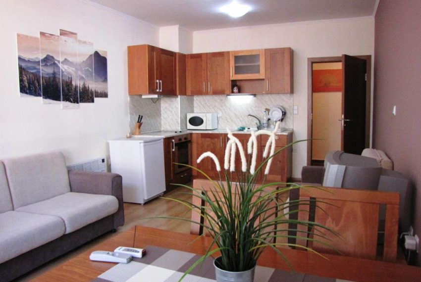 1 bedroom apartment in Cedar Lodge Bansko for sale