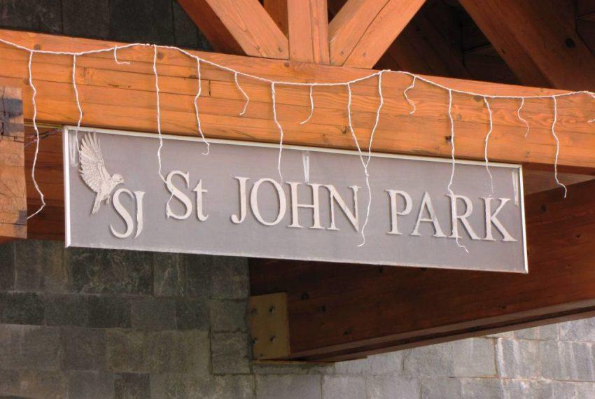 PBA1206 2 bed duplex for sale in St John Park Bansko