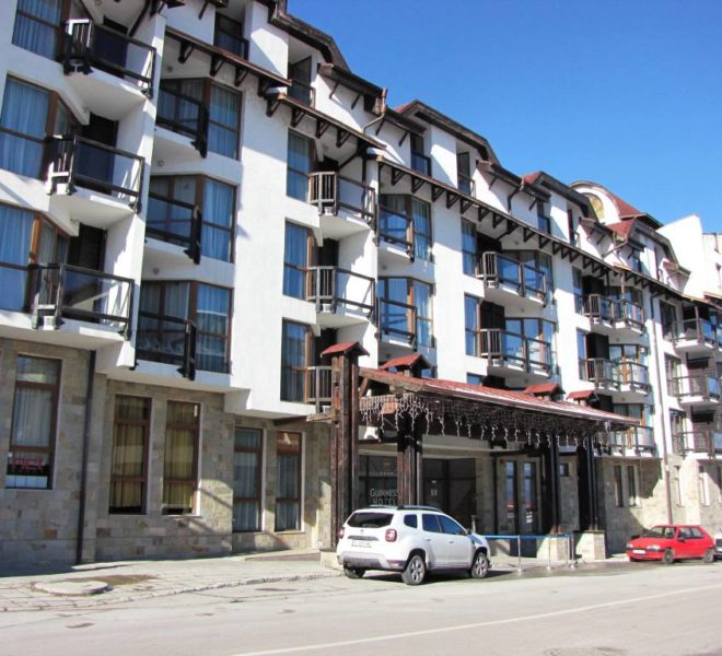 PBA1207 1 Bedroom apartment for sale in MPM Guinness Hotel, Bansko.