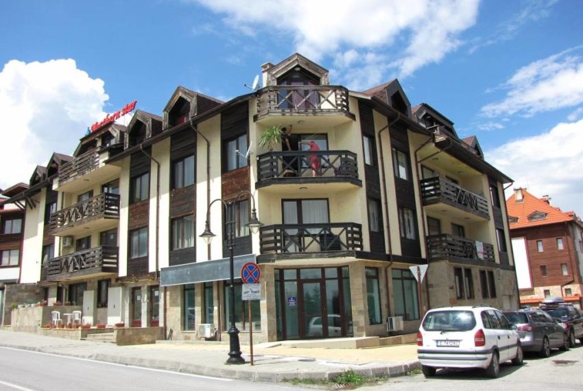 1 bedroom apartment for sale in Northern Star, Bansko
