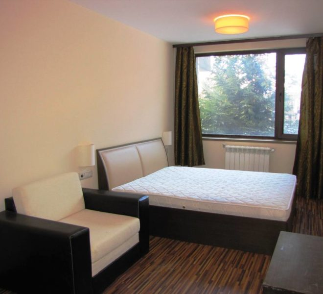 PBA1214 Studio apartment for sale in 4 star Perun Lodge, Bansko