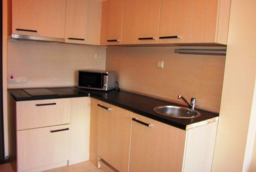 PBA1214 Studio apartment for sale in 4 star Perun Lodge, Bansko