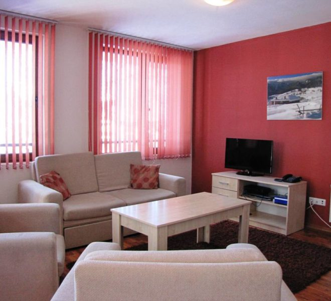 PBA1211 2 bedroom apartment for sale in Mountain Dream Bansko