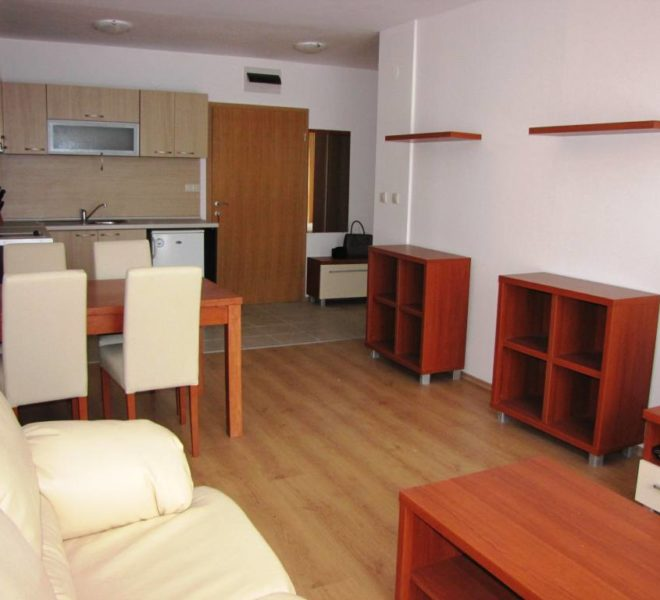 PBA1215 1 bedroom apartment for sale in Aspen Golf near Bansko